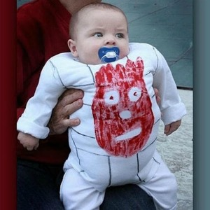 if you have done an inexpensive homemade halloween costume please share your pics