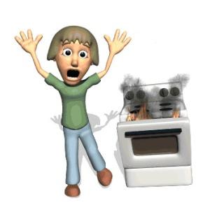 Smoky Oven